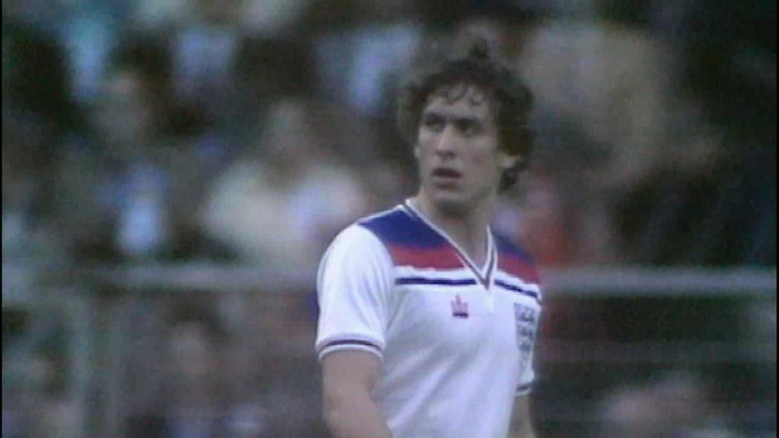 Kenny Sansom England football