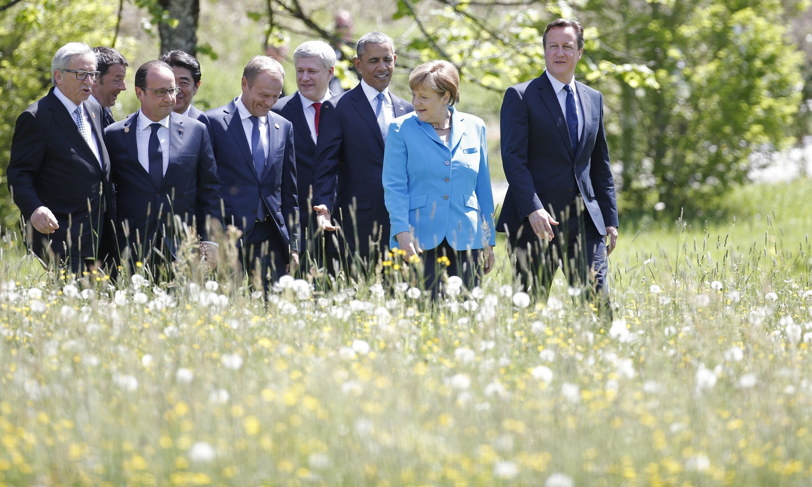 G7 summit Germany
