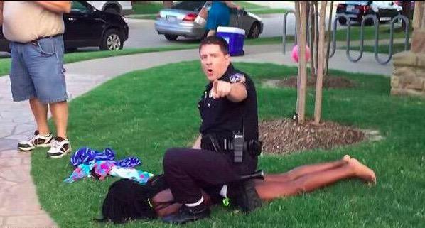 McKinney Police officer