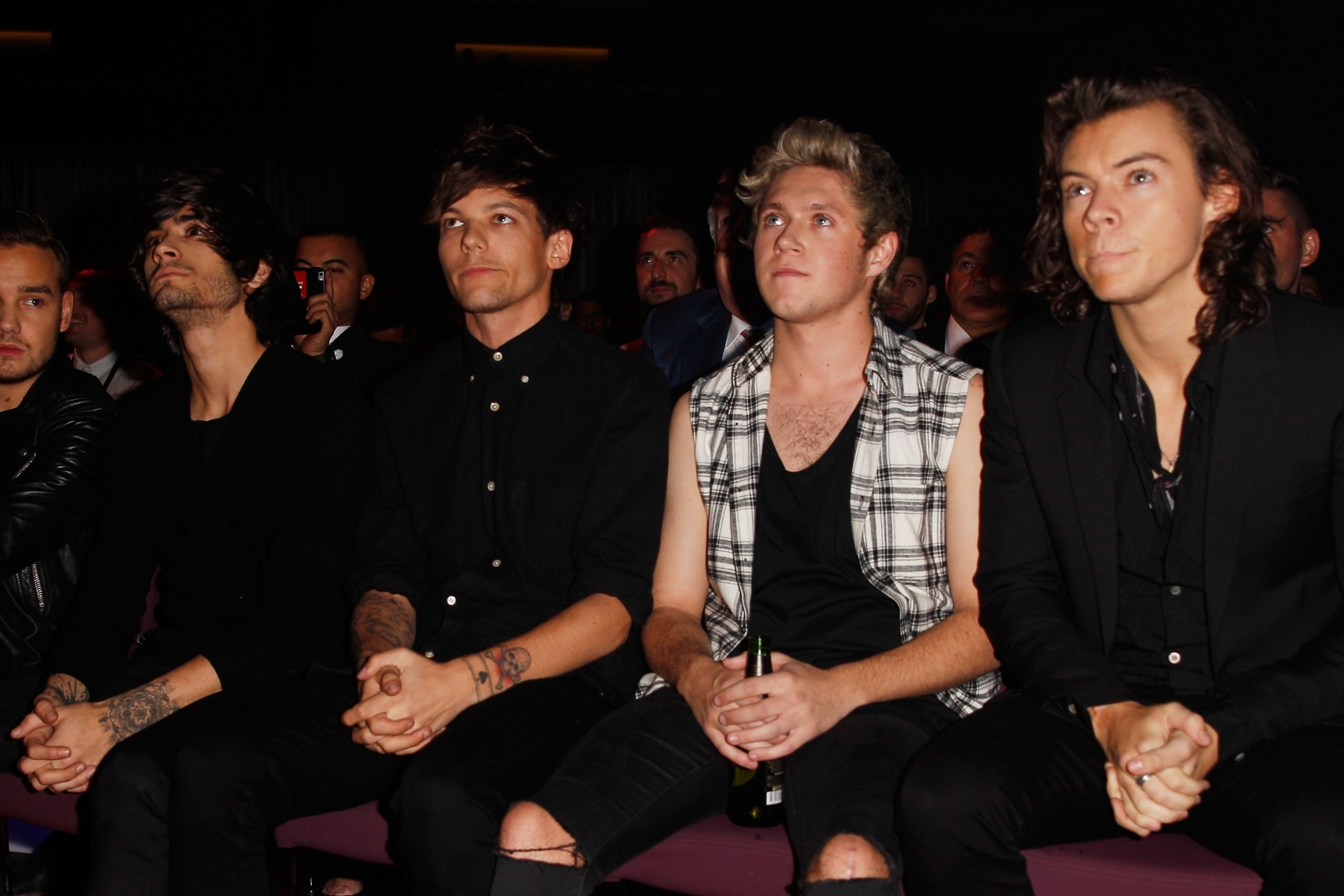 One Direction at Capital Summertime Ball 2015