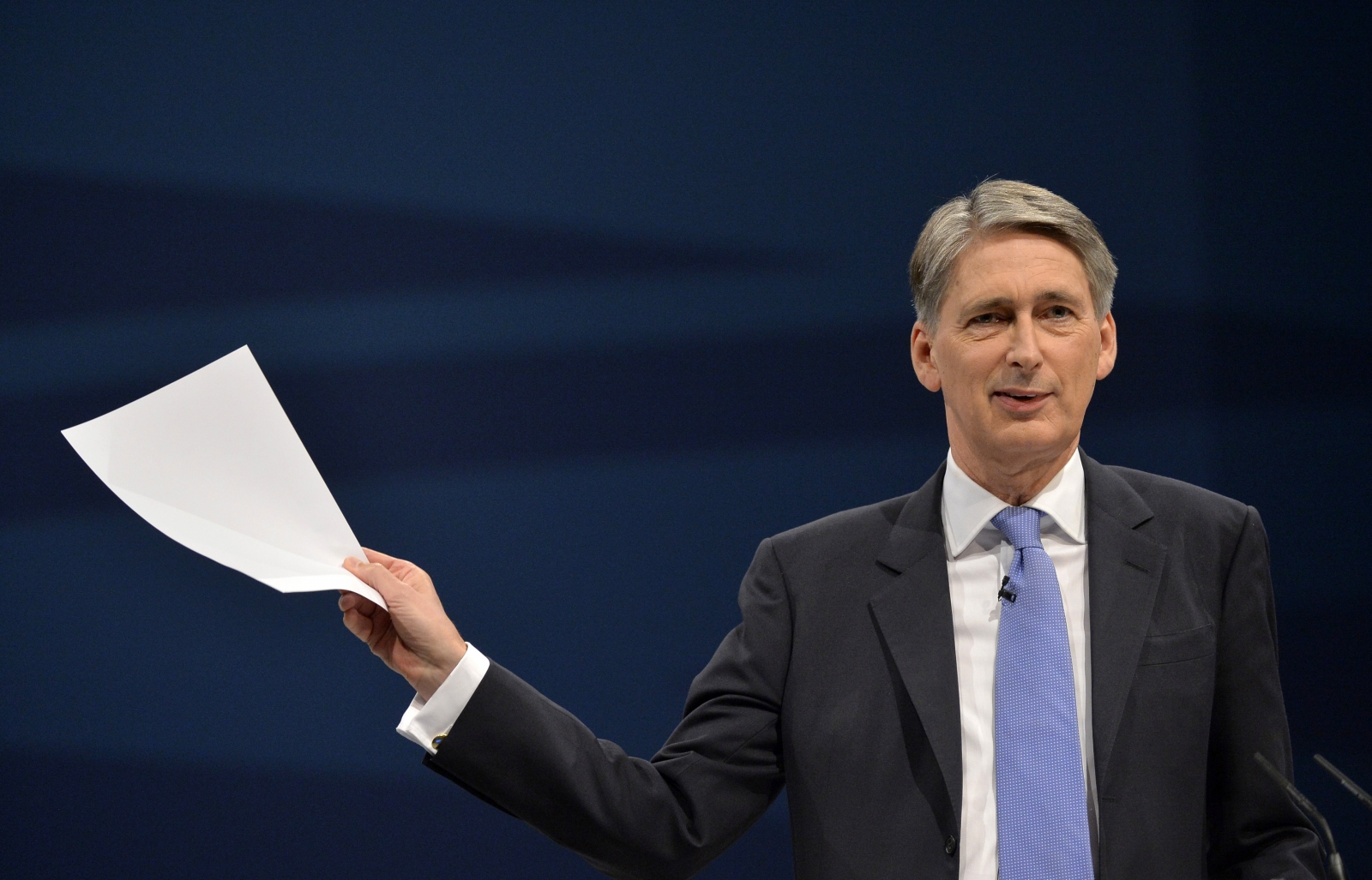 Phillip Hammond - Foreign Secretary