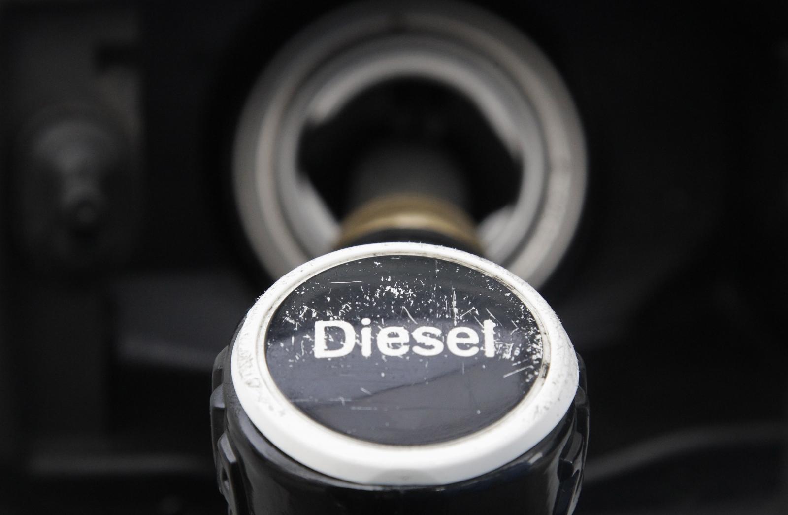 diesel car