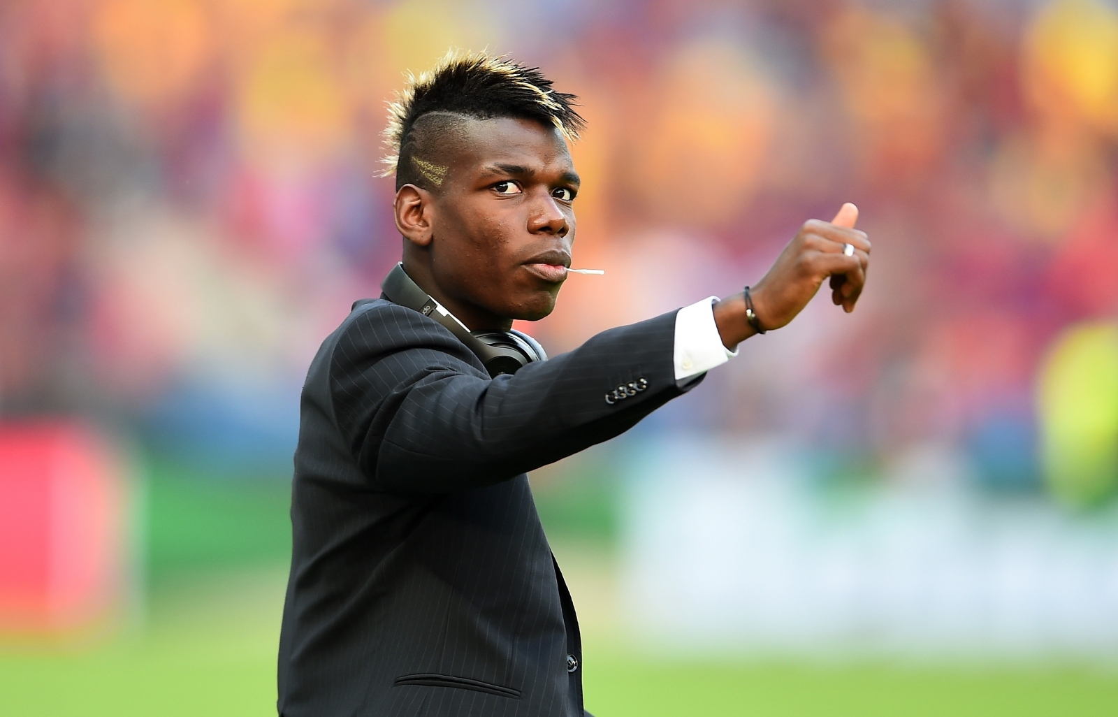 Paul Pogba transfer news