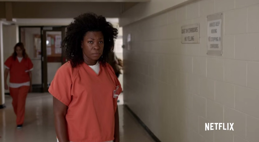 Vee from Orange Is The New Black