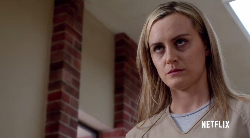 Piper in Orange Is The New Black