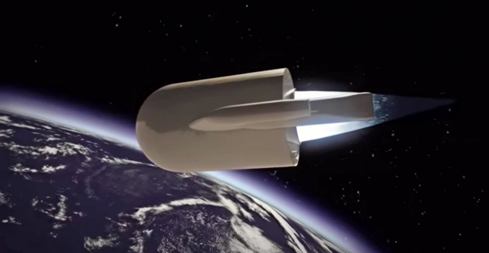 Airbus has invented a reusable rocket launcher
