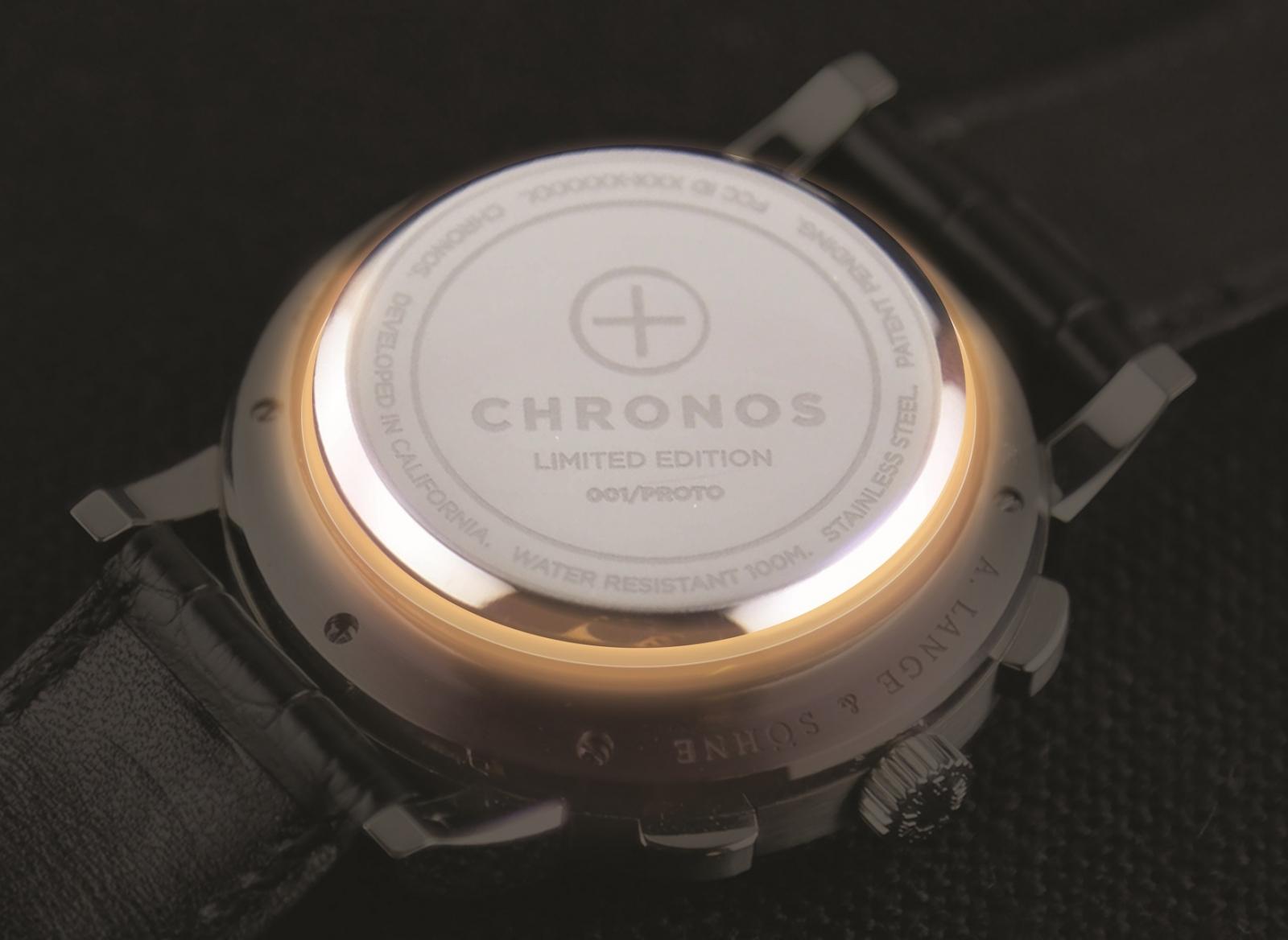 chronos smartwatch fitness tracker wearables