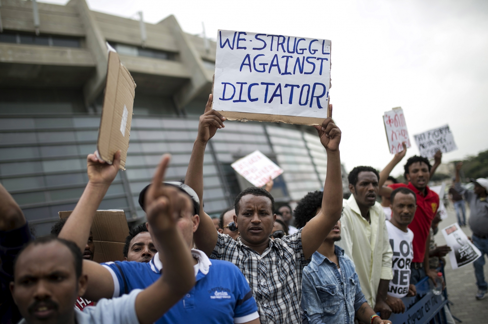 Eritrea embassy diaspora tax