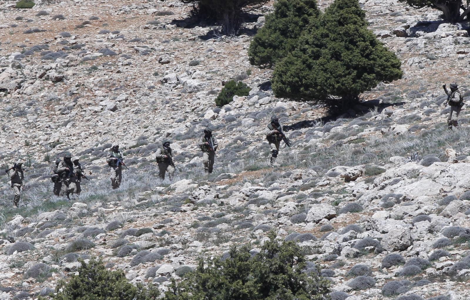 Hezbollah Qalamoun ISIS