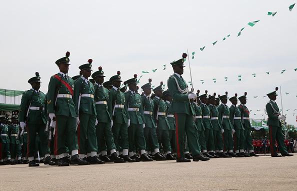 Nigeria President Buhari army