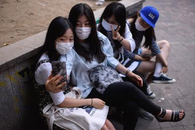 South korea mers outbreak surgical mask shortage as fear of disease mers south korea publicscrutiny Gallery