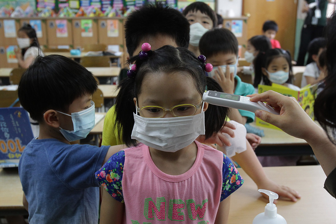 korean surgical masks