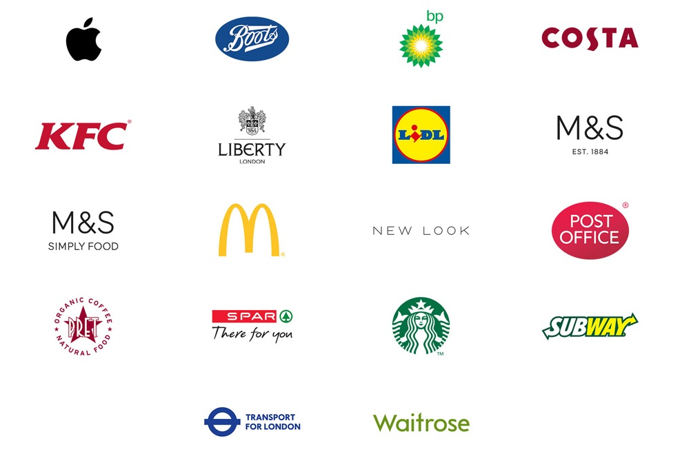 Apple Pay UK merchants