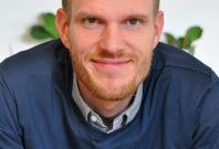 Hungr CEO Rasmus Wolff