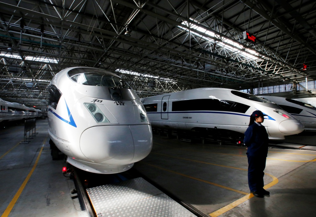 CRRC loses $14bn in Market Value