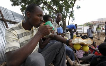Students Embassy Burundi