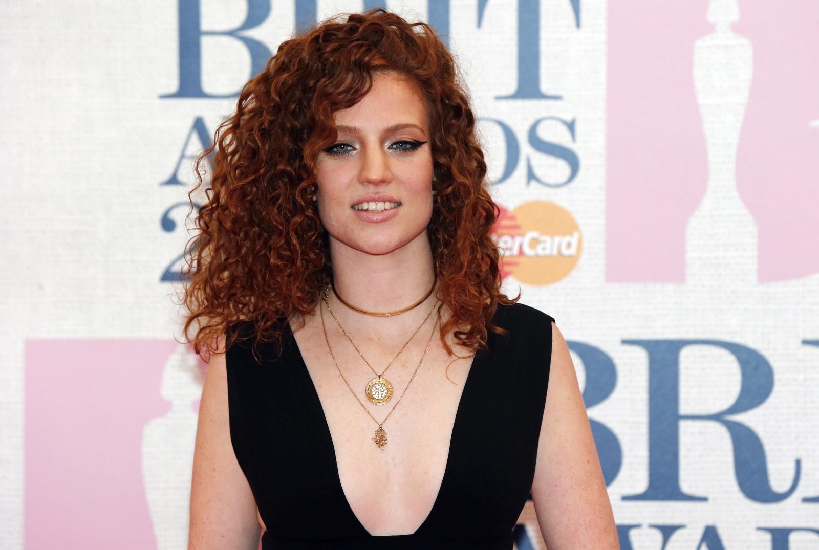 Jess Glynne at the BRIT Awards