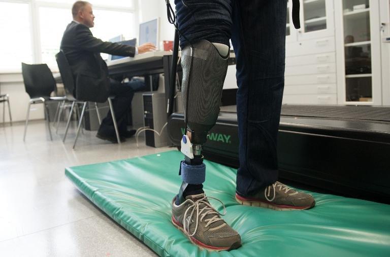 leg prosthesis artificial limb bionic