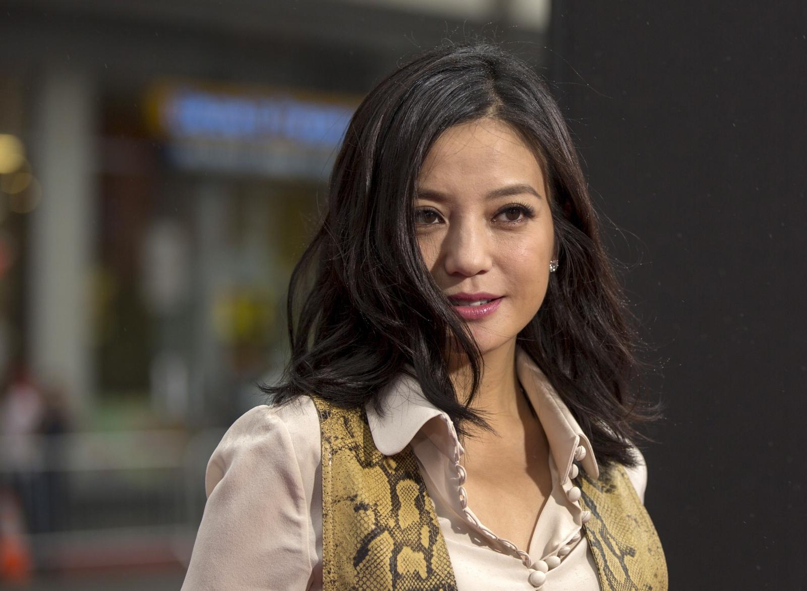 Actress Zhao Wei