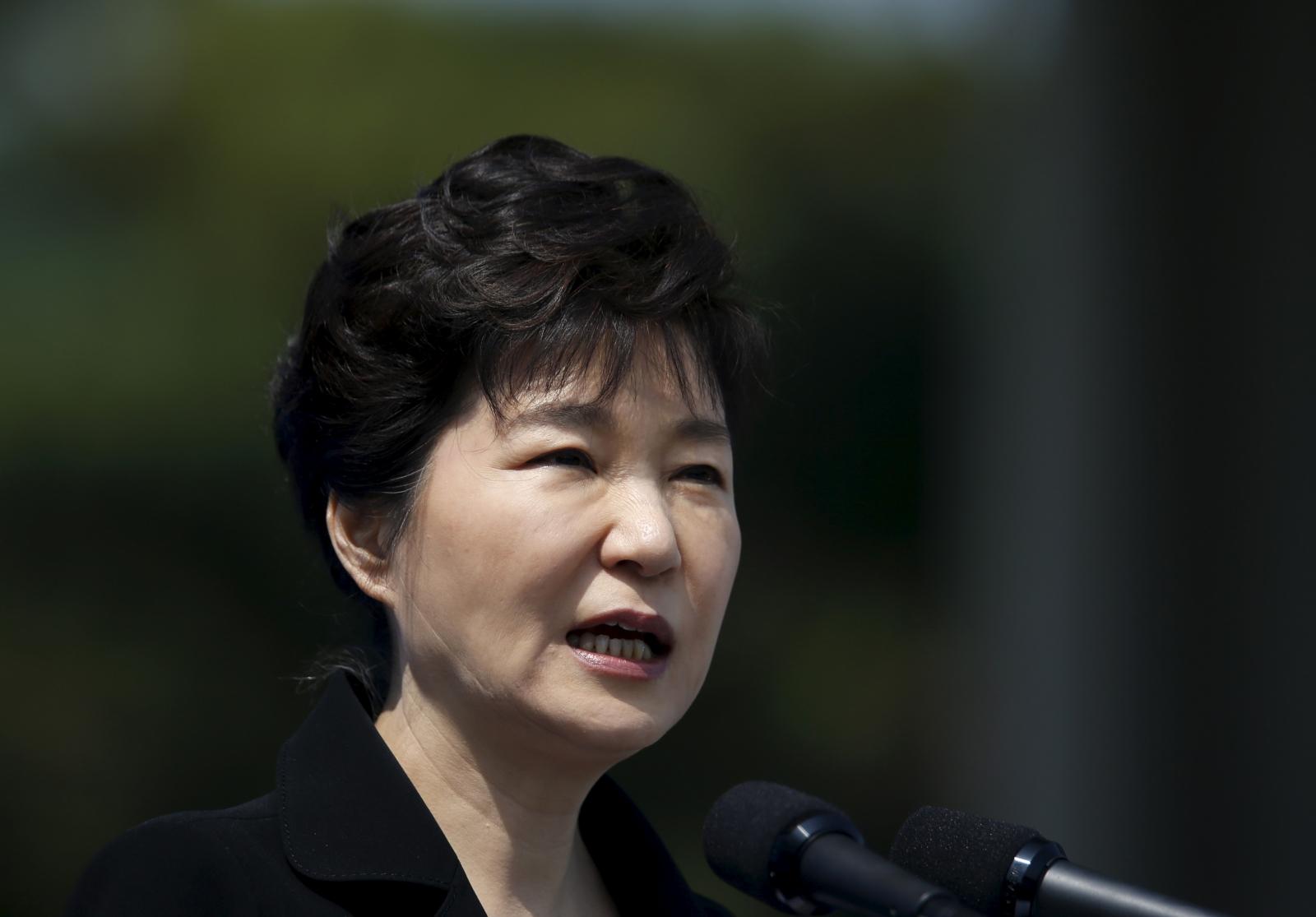 South Korea president US visit