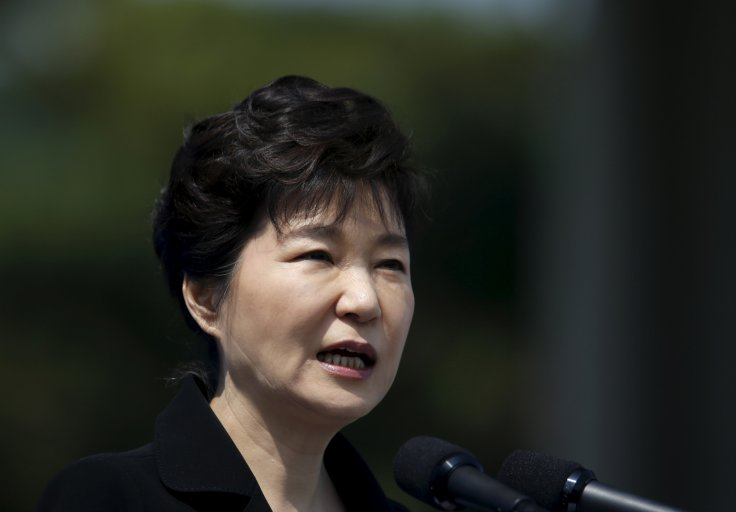 South Korea president US visit