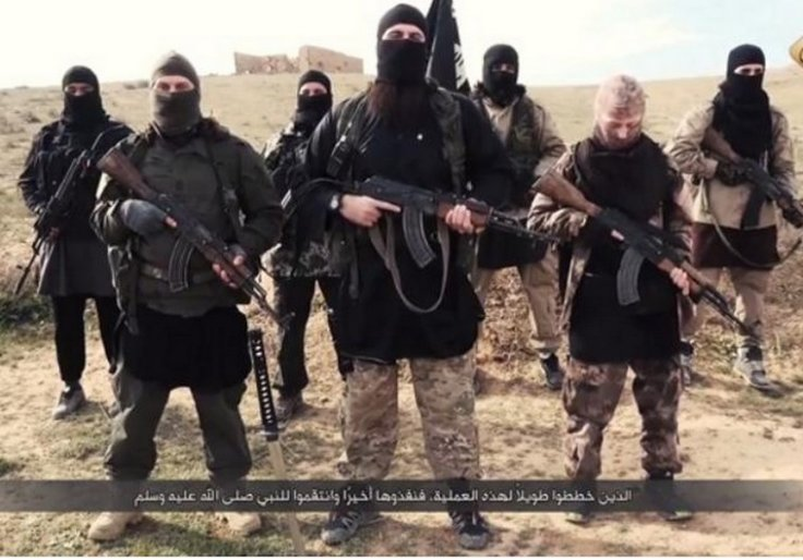 French speaking Isis militants
