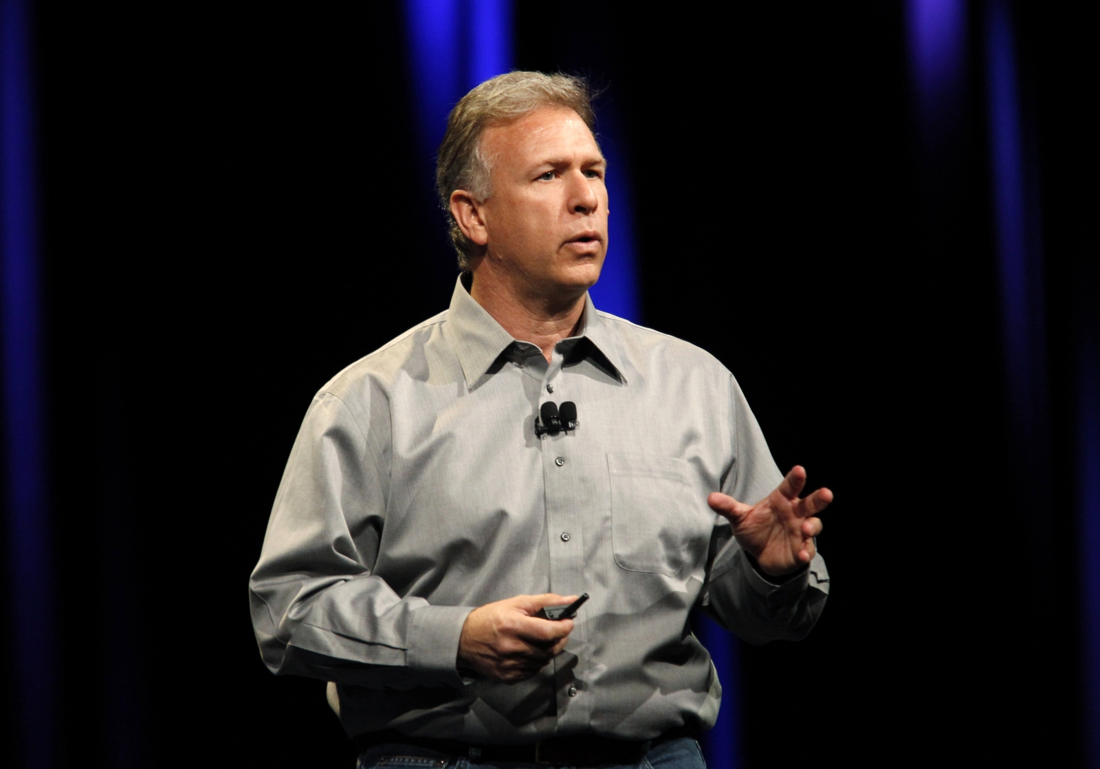 Apple senior vice president Phil Schiller