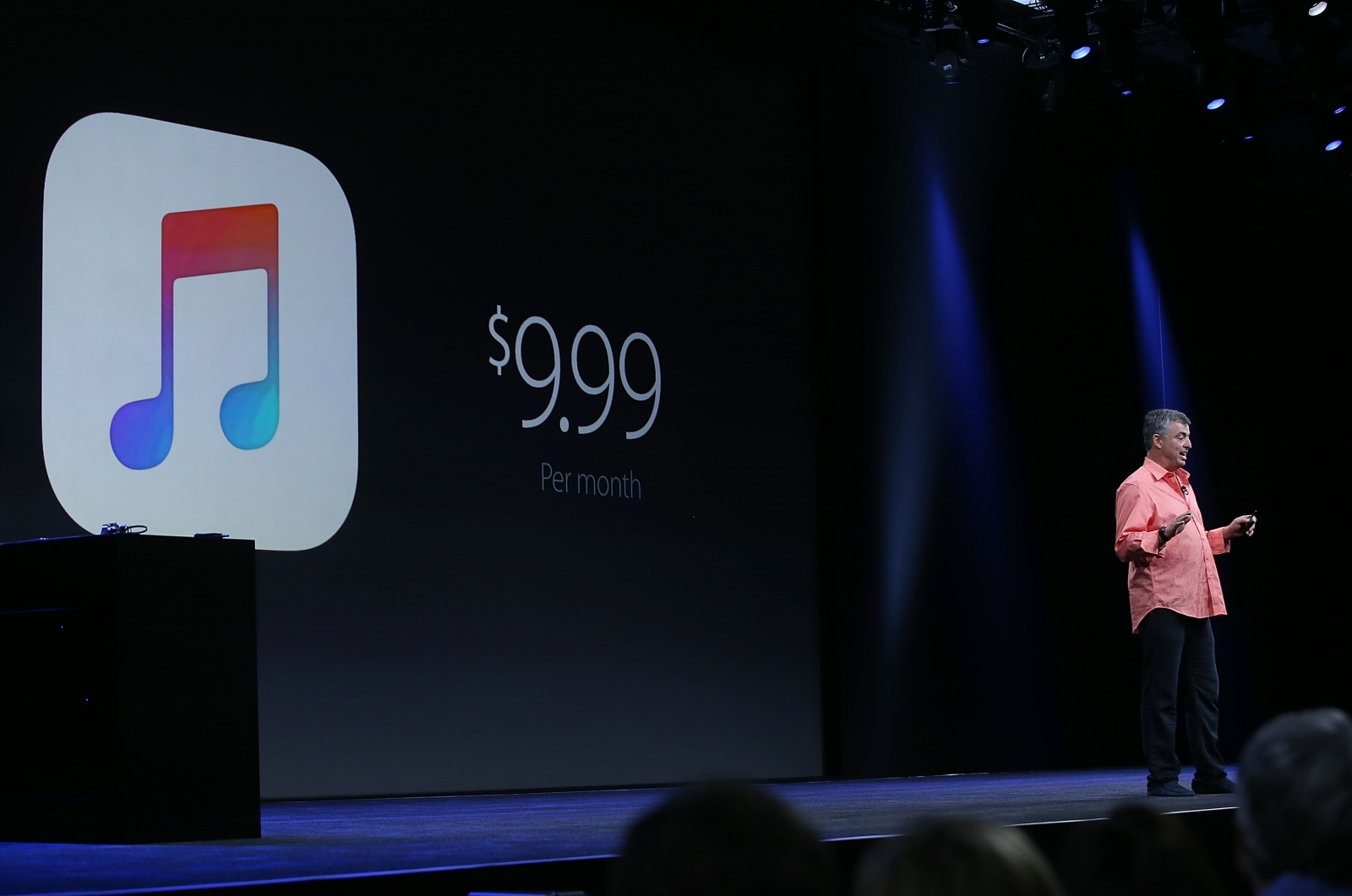 Apple Music is subject to antitrust investigations