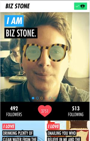 Biz Stone on Super