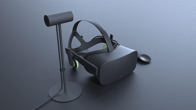 Oculus Rift Consumer Leak