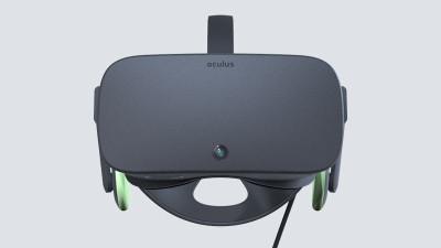 Oculus Rift livestream