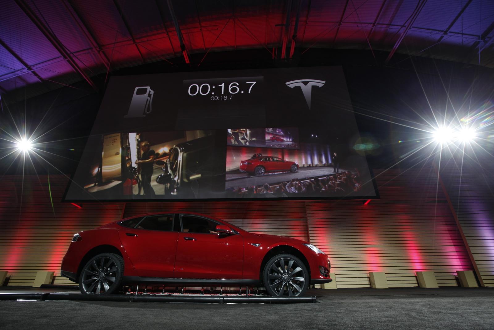 Tesla battery sapping