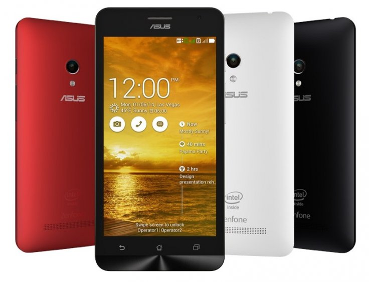 How to root ZenFone 5 on Android 5 0 Lollipop v3 23 40 52