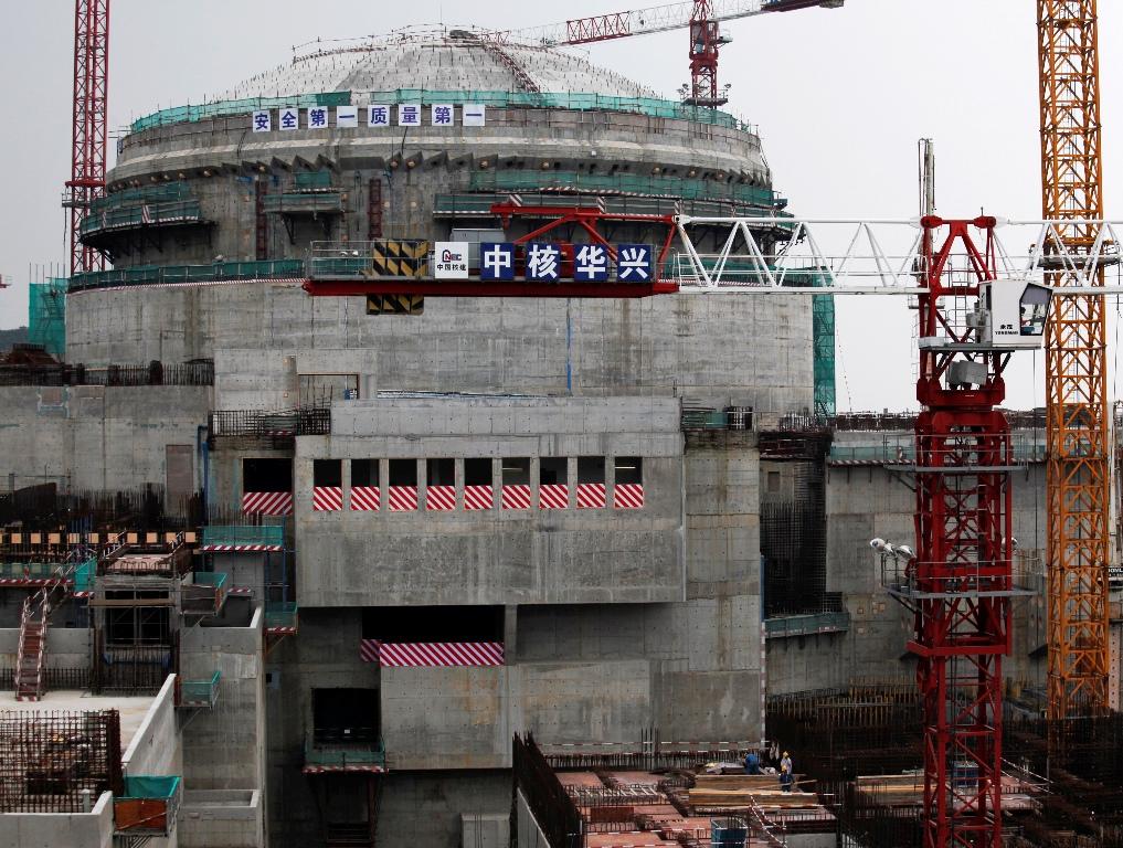 Taishan Nuclear Power Plant China