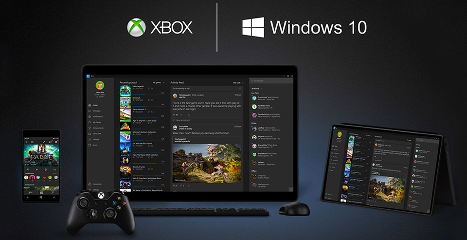 Xbox Windows 10 Mac