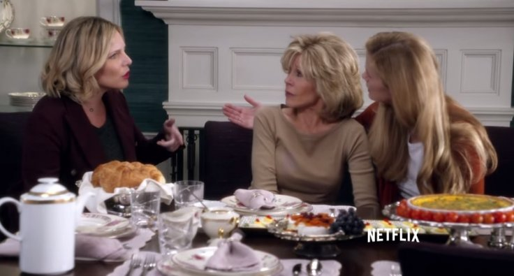 Netflix's Grace and Frankie