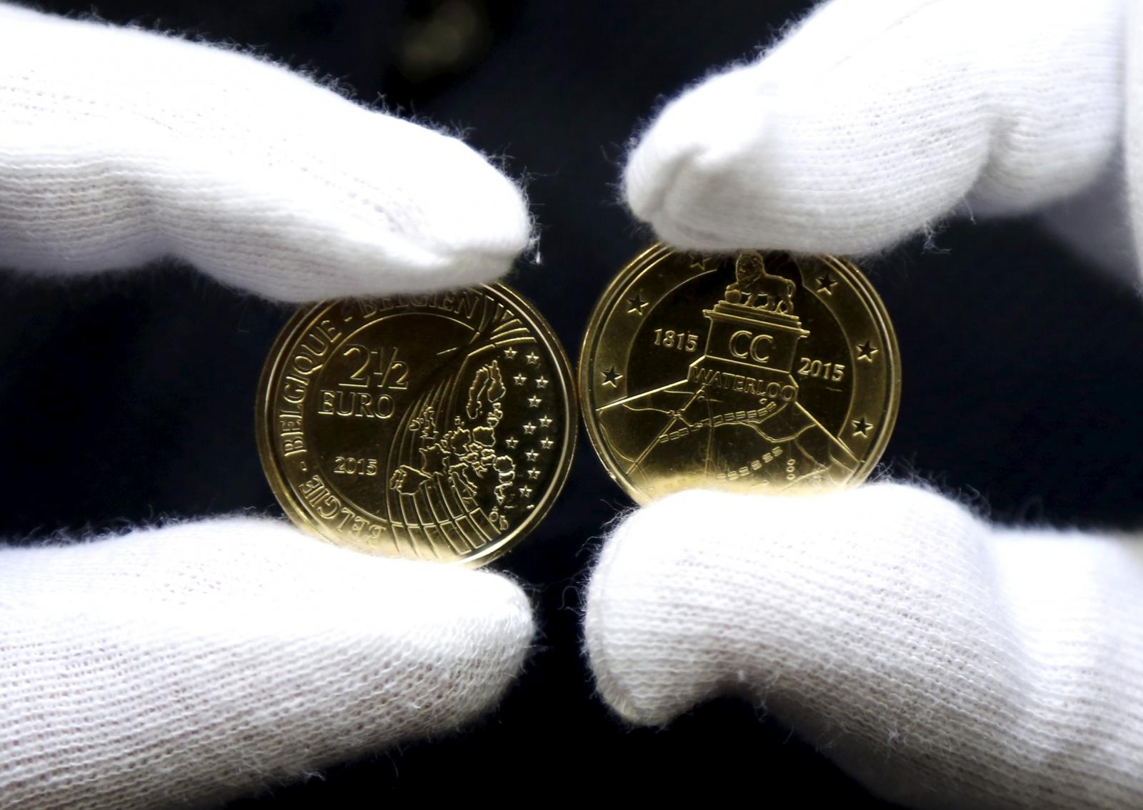 Belgium coins