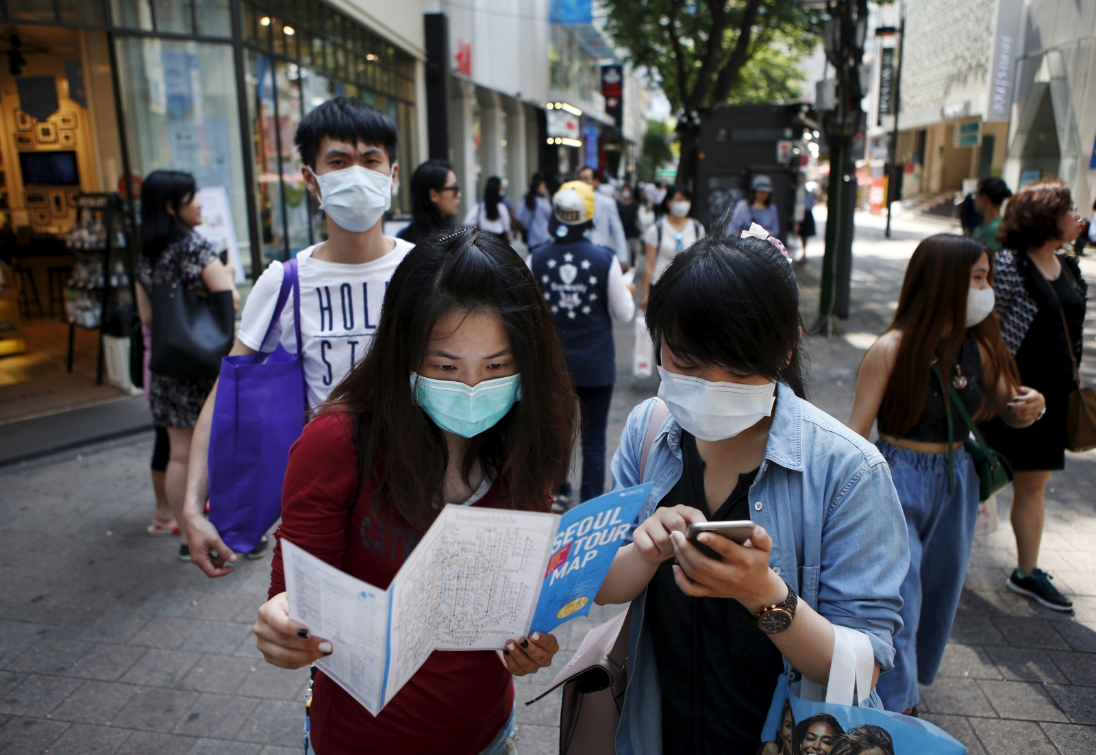 South Korea MERS outbreak