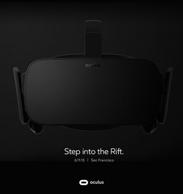 Step into the Rift press conference