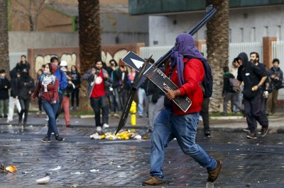 chile estudiantes santiago