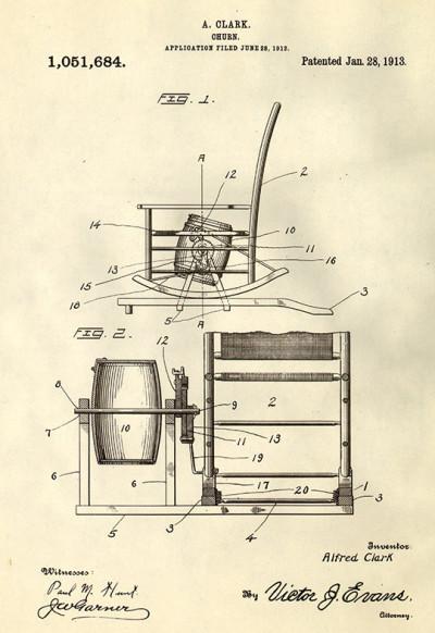 weird patents