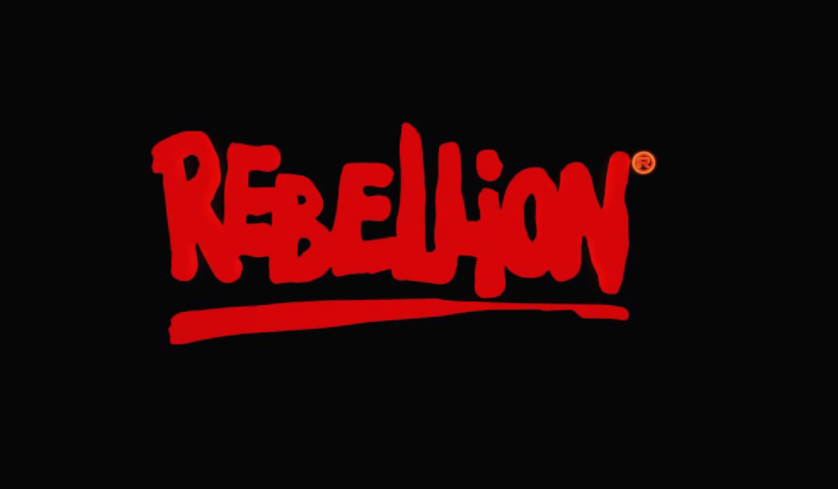 Rebellion Developments Logo Games