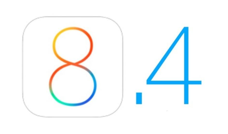 iOS 8.4 release