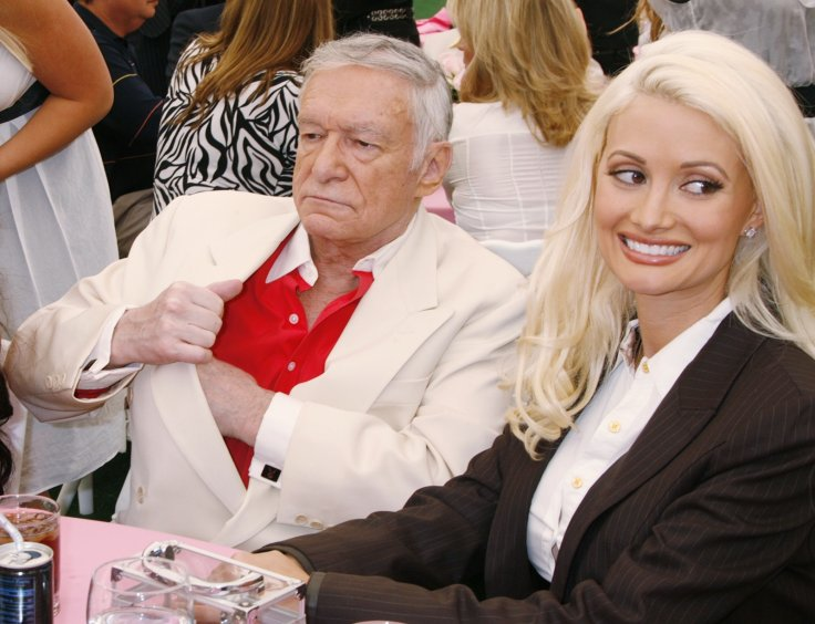 Ex Playboy Bunny Holly Madison Left Freaked Out By Group -9153