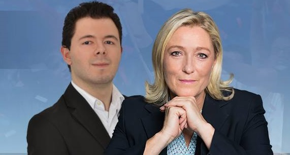 Adrien Desport Le Pen FN