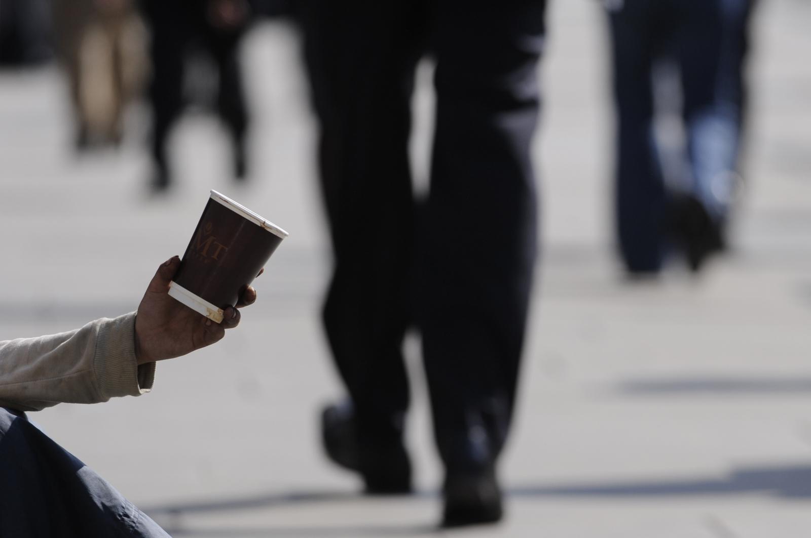 begging london child trafficking