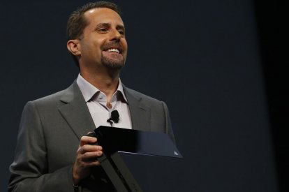 Andrew House PS4 E3