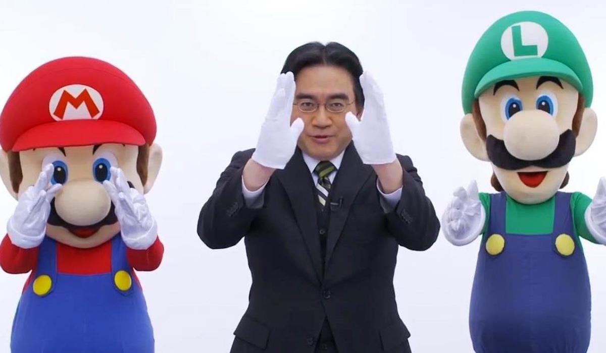 Nintendo Direct Satoru Iwata