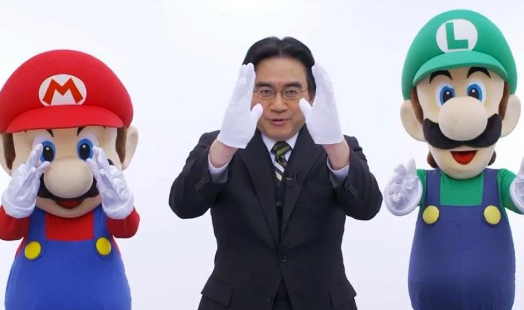 Satoru Iwata fans reaction to his death