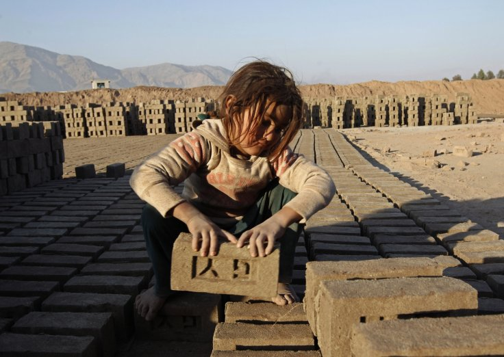 Child labour Afghanistan